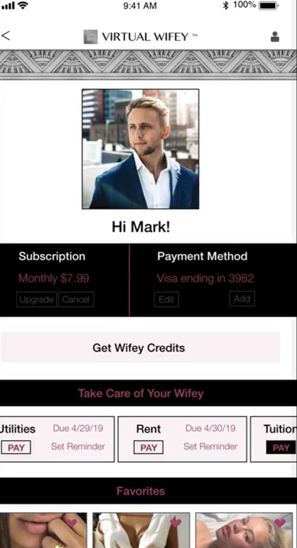 Virtual Wifey